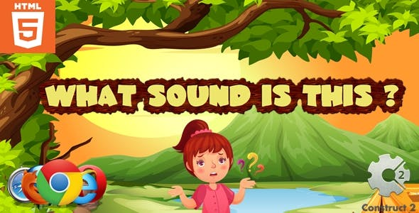 What sound is this? - HTML5 - Educational game
