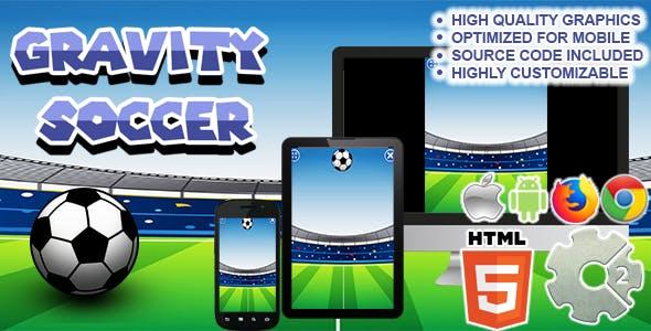 Gravity Soccer ( HTML5 | CAPX )