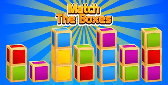 Match The Boxes (CAPX and HTML5)