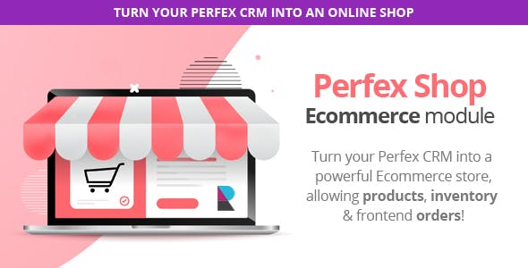 Perfex Shop - Ecommerce module (products/services) with Inventory Management and Point Of Sale