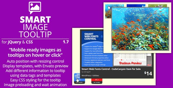 Smart Image Tooltip - jQuery Tooltip Plugin for Images
