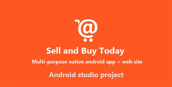 Sell and Buy Today (App and Website) - CodeCanyon Item for Sale