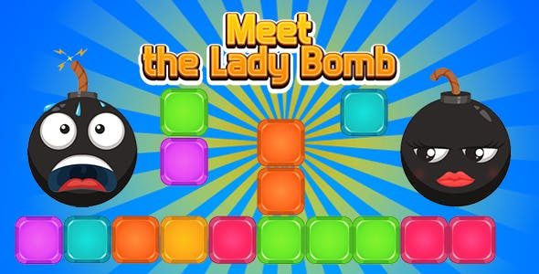 Meet the Lady Bomb (CAPX and HTML5)