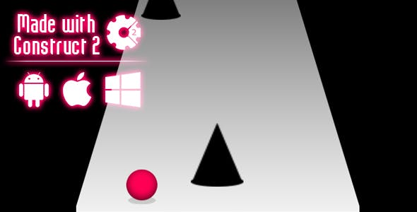 Roll Ahead - HTML5 Game (CAPX)