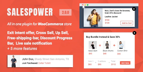 SalesPower WooCommerce Addon - CodeCanyon Item for Sale