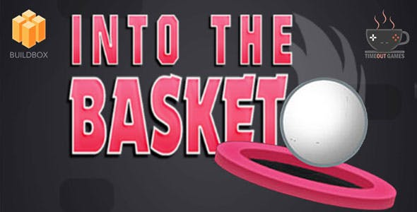 Into The Basket (IOS) - Full Buildbox Game