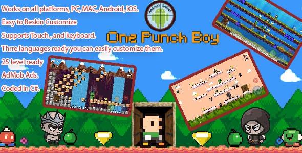 2D Puzzle Platformer (Unity Complete Project + AdMob Ads)