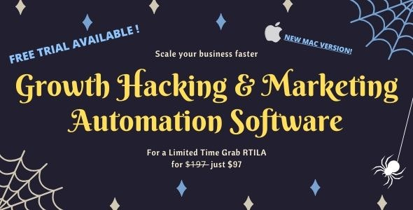 Growth Hacking & Marketing Automation Software for Mac - CodeCanyon Item for Sale