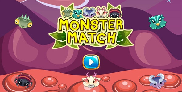 Monster Match Construct 2 - 3 + Admob Documentation - CodeCanyon Item for Sale