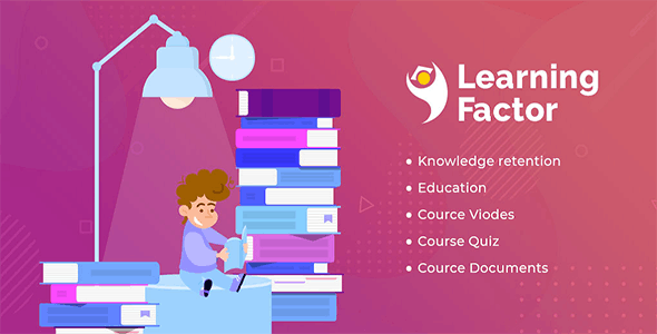 Learning Fector - CodeCanyon Item for Sale