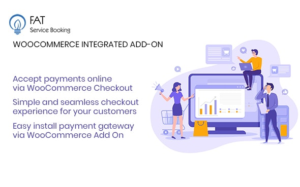 Fat Service Booking - WooCommerce Checkout Add On - CodeCanyon Item for Sale