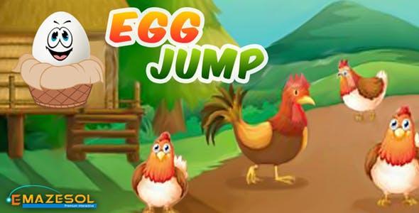 Egg Jump - Unity Source Code