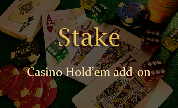 Casino Hold'em Poker Add-on for Stake Casino Gaming Platform - CodeCanyon Item for Sale