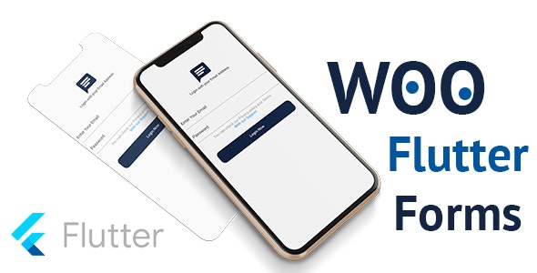 Woo Forms - Flutter Ui for Ios -android Collection - CodeCanyon Item for Sale