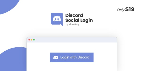 Discord Social Login for WordPress and WooCommerce - CodeCanyon Item for Sale