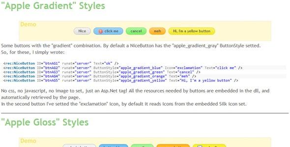 NiceButton - CodeCanyon Item for Sale