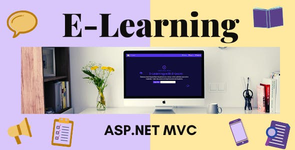 E-Learning- Learning Management System (ASP.NET MVC)