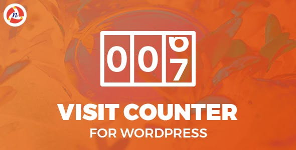 Visit Counter for WordPress