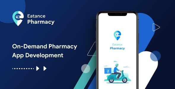 Eatance Medicine delivery App