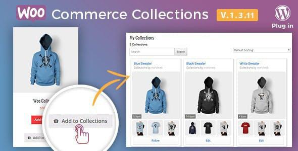 Docket - WooCommerce Collections / Wishlist / Watchlist   - WordPress Plugin