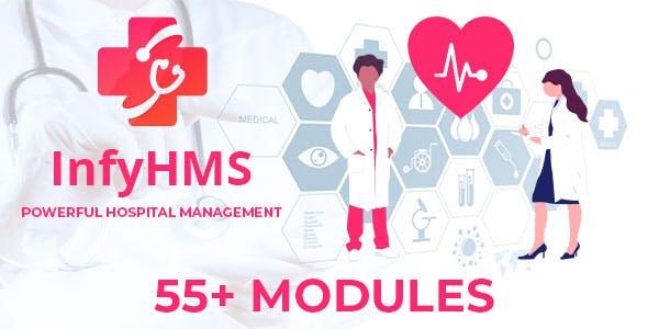 InfyHMS - Smart Hospital Management System
