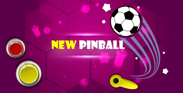 New Pinball - Unity Complete Project - CodeCanyon Item for Sale
