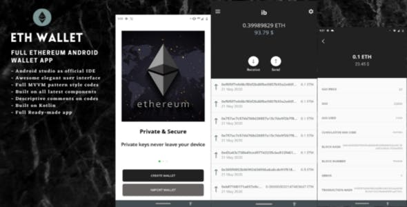 Ethereum Wallet-Android