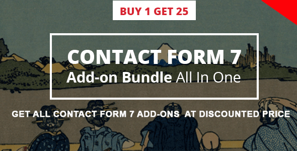 Contact Form 7  Add-on Bundle - All In One