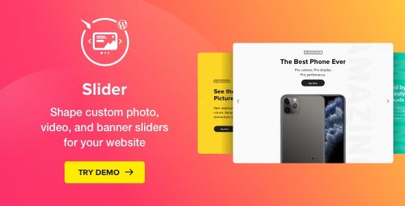 Slider - Image Slider Wordpress
