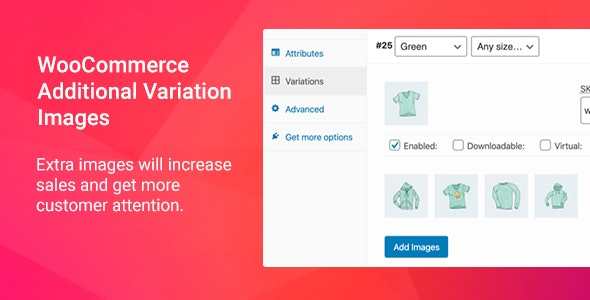 Aloz - Additional Variation Images Plugin for WooCommerce - CodeCanyon Item for Sale