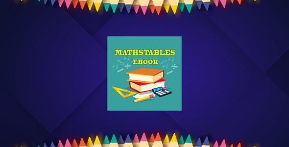 MATHSTABLES EBOOK