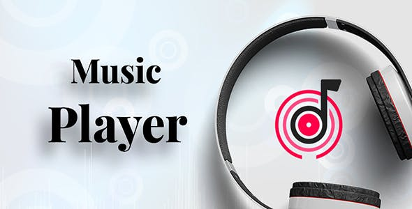 Music Player for Android - Android App + Admob + Facebook Integration