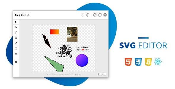 SVG Editor - CodeCanyon Item for Sale