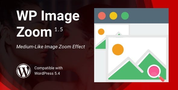 WP Image Zoom | Medium Like Image Zoom / Lightbox for WordPress