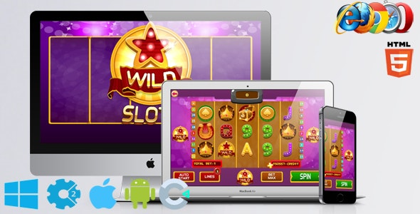 Wild Slot - CodeCanyon Item for Sale
