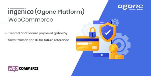 Ingenico (Ogone Platform) - WooCommerce - CodeCanyon Item for Sale