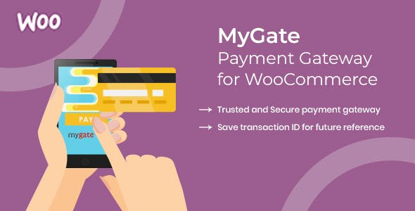 MyGate Payment Gateway for WooCommerce