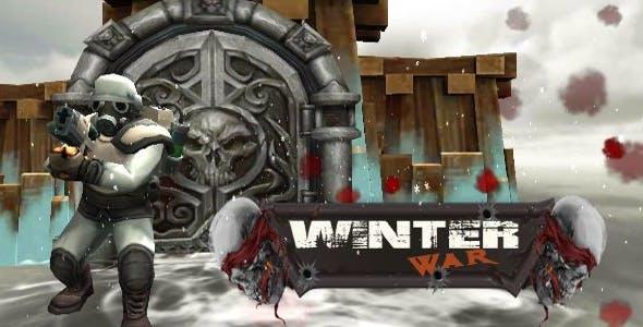 Winter War shooting Game
