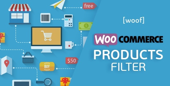 WOOF - WooCommerce Products Filter - CodeCanyon Item for Sale