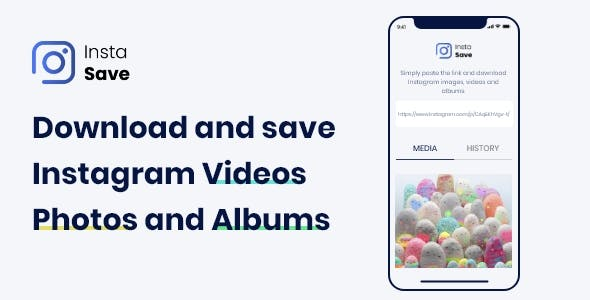 Download Instagram Videos, Photos and Albums