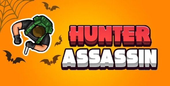 Hunter Assassin Unity (Android, iOS, ..) - CodeCanyon Item for Sale