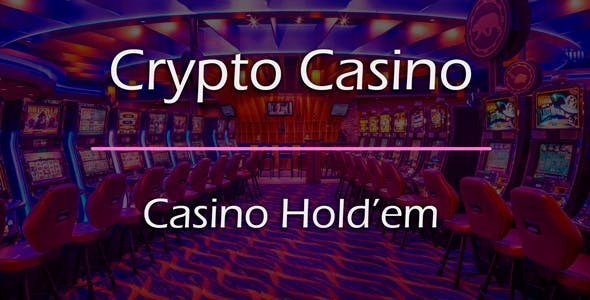 Casino Hold'em Poker Game Add-on for Crypto Casino