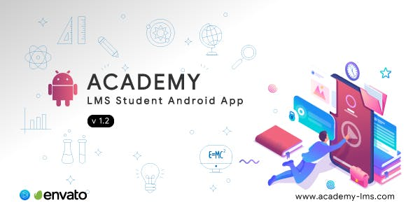 Academy Lms Student Android App