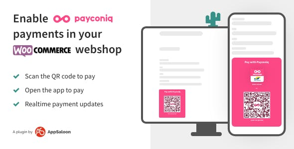 WooCommerce - Payconiq integration