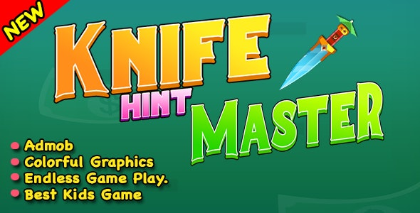 Edit Knife Hint Master + Super Arcade Game For IOS - CodeCanyon Item for Sale