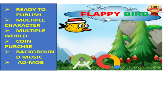 Flappy Bird Full Adventure Complete Game 64Bit