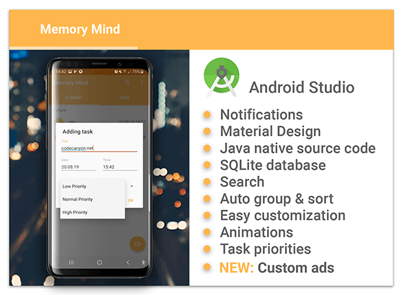 Memory Mind - CodeCanyon Item for Sale