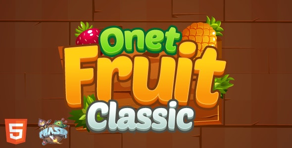 Onet- HTML5 Puzzle Game (Phaser 3) - CodeCanyon Item for Sale