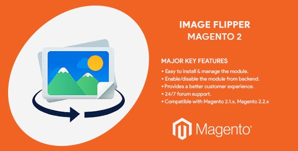 Image Flipper Magento 2 Extension - CodeCanyon Item for Sale