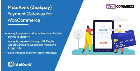 MobiKwik (Zaakpay) Payment Gateway WooCommerce Plugin - CodeCanyon Item for Sale